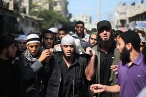 Top Gaza Salafist killed by Israel