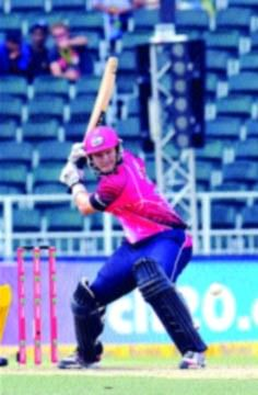 Henriques' all-round show in  Sydney Sixers' win over CSK