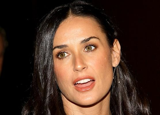 Demi Moore approves of daughter's boyfriend?