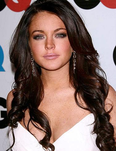 Lindsay Lohan dating Russian businessman?