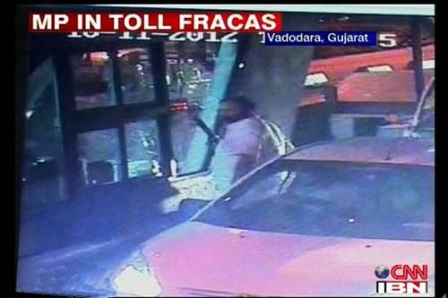 FIR lodged against Gujarat Congress MP Vithal Radadiya