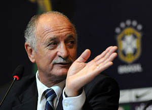 Brazil boss Scolari named formal suspect in tax fraud investigation by Portugal