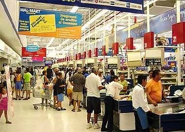 Join them if you can't beat them: Supermarkets catch e-fever in 2015