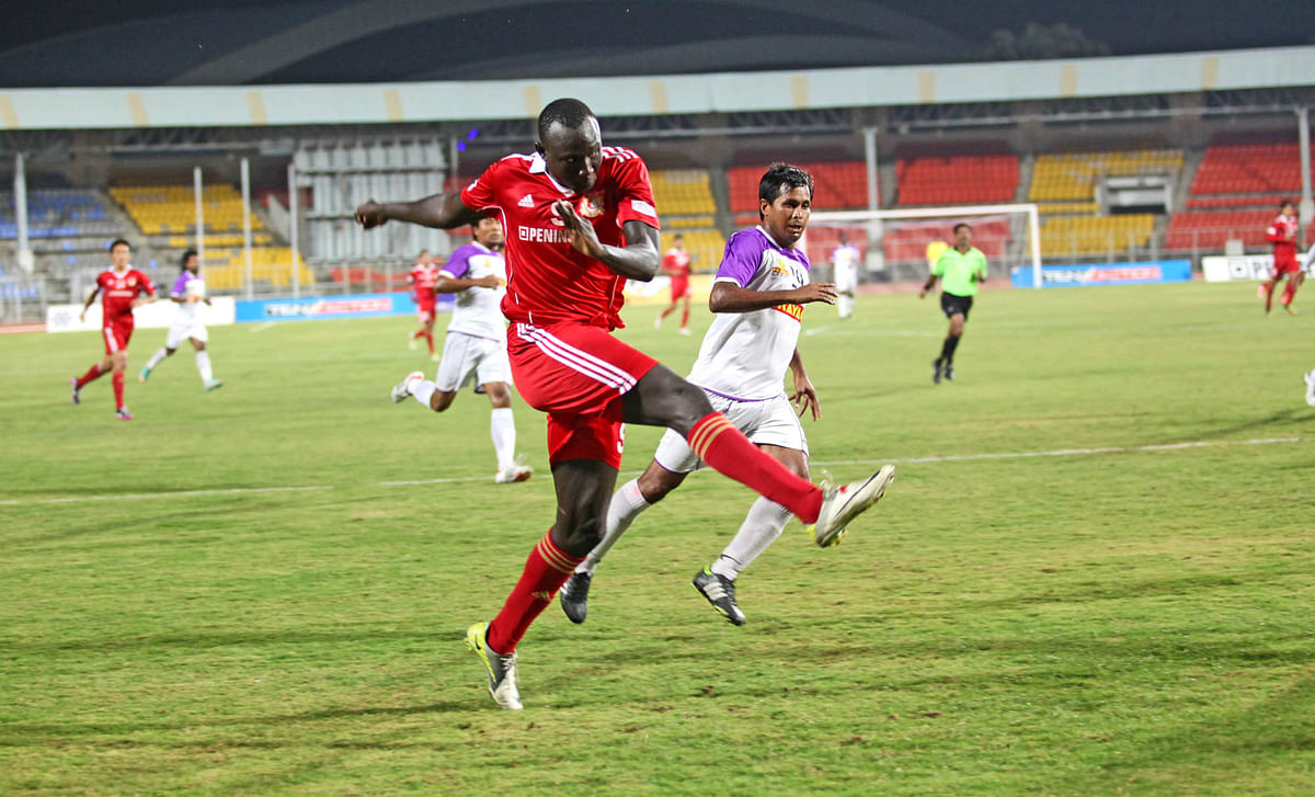 I-League: Pune FC ease past Prayag