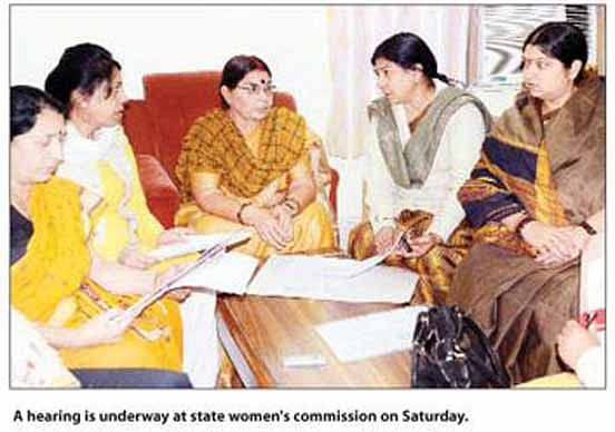 Lady teacher must be with girl players, says Chaturvedi