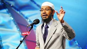 'IS-inspired' group influenced by Zakir Naik's speeches: ATS