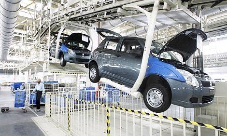 Maruti Suzuki India reports 58% increase in July production at 1,70,719 units