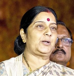 Swaraj to meet Zia during Dhaka visit: BNP