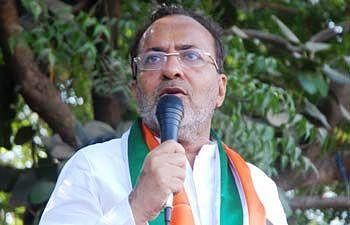 Modhwadia quits as Gujarat Congress president