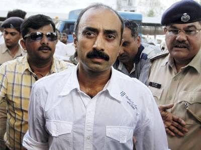 Suspended IPS officer Bhatt gets Mother Teresa award