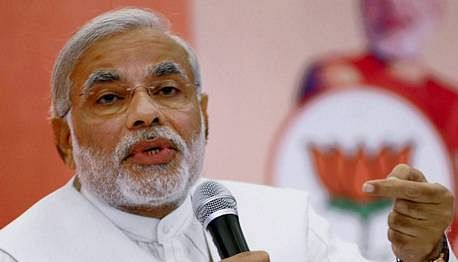 By dragging Patel's name, Modi trying to polarise voters: Cong