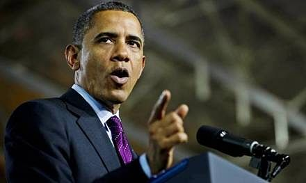 US to work with Israel to support two-state solution: Obama
