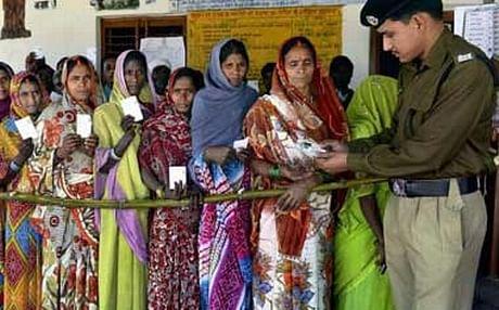 Around 20 percent polling till noon in Gujarat