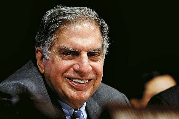 Are you an entrepreneur worried about funding? Ratan Tata has the perfect pitch