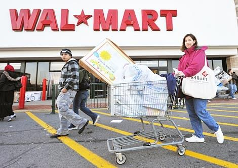 Walmart to close 269 stores, lay off 16,000 employees