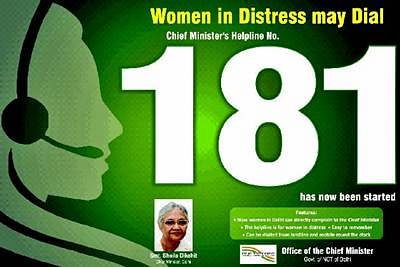 Bhopal: 181 helpline for women to work round the clock