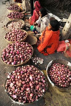 Bhopal: Limits on onion stock imposed
