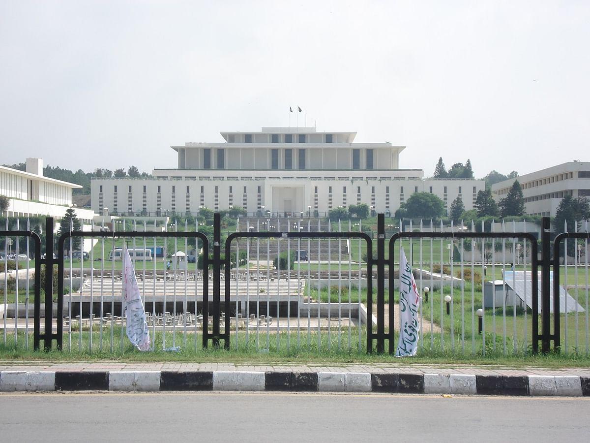 Islamabad considers Kashmir as an 'unfinished' agenda: Pak President