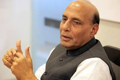 Be prepared for early Lok Sabha polls, Rajnath to BJP workers