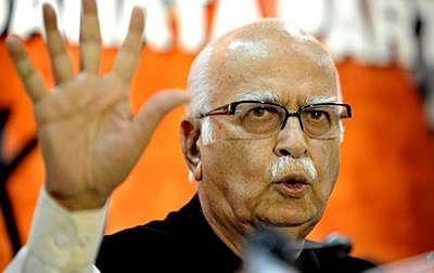 Collegium system should be revisited: Advani
