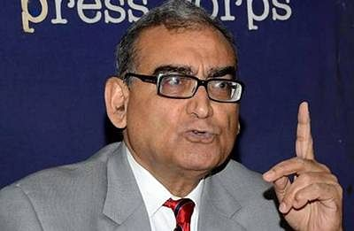 DMK warns Katju of legal action