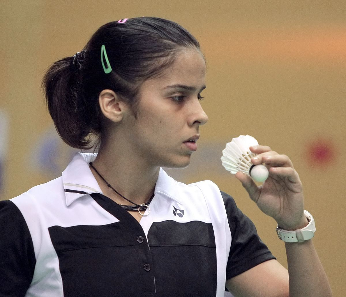 We are taking one match at a time: Saina