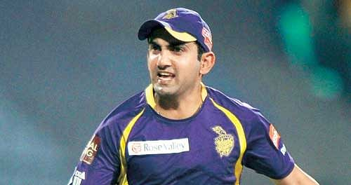 Focus is on IPL, not thinking about WC 2015: Gambhir