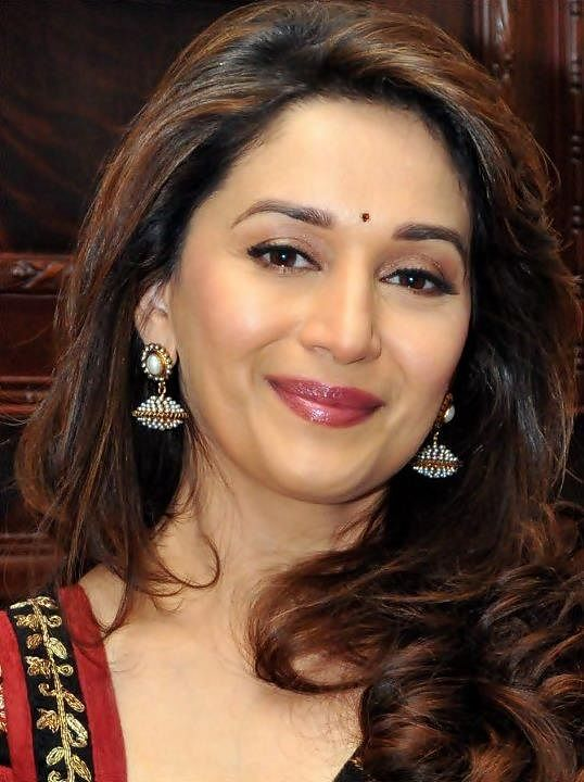 Waiting for the right film script: Madhuri Dixit
