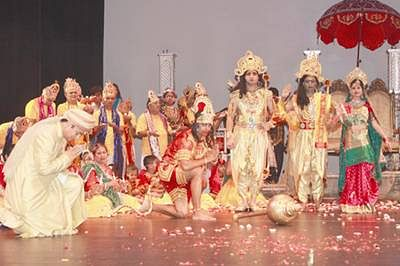Curtains down on longest-running Ramleela show in Ayodhya for first time in 9 years