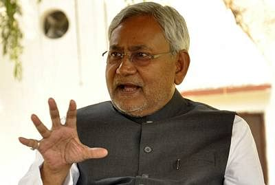 Nitish pulls up BJP for appointing non-tribal as Jharkhand CM