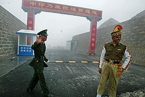 Indian, Chinese troops meet at Ladakh border to mark China's national day