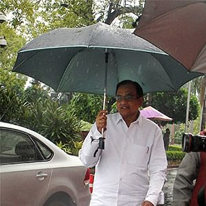 """""""Individuals executed will in favour of P Chidambaram's granddaughter"""""""