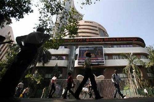 Sensex,Nifty rise most in 2wks ahead of RBI meet;IT stocks aid