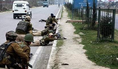 Anger in Par over killing of soldiers on LoC