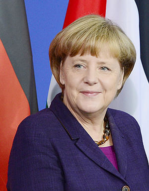 Forbes names Angela Merkel as world's most powerful woman for fourth consecutive year