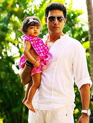 I've learnt a lot from my daughter: Abhishek Bachchan