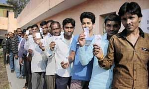Peaceful repoll on in 11 West Bengal booths