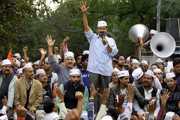 AAP rally under EC scanner