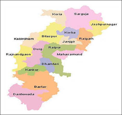 Chhattisgarh starts poll fight with voting Monday