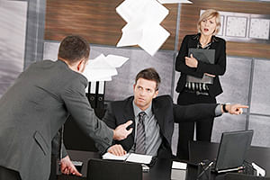 A nagging boss may stress you  out and cripple your health