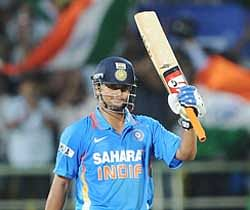 It is satisfying and special knock, says Raina
