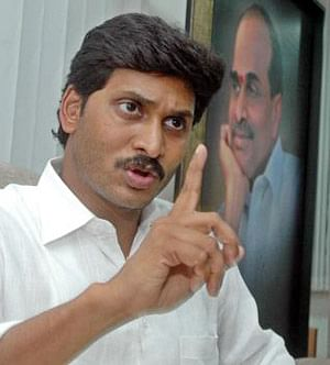 Jagan's party to give issue-based support to Modi