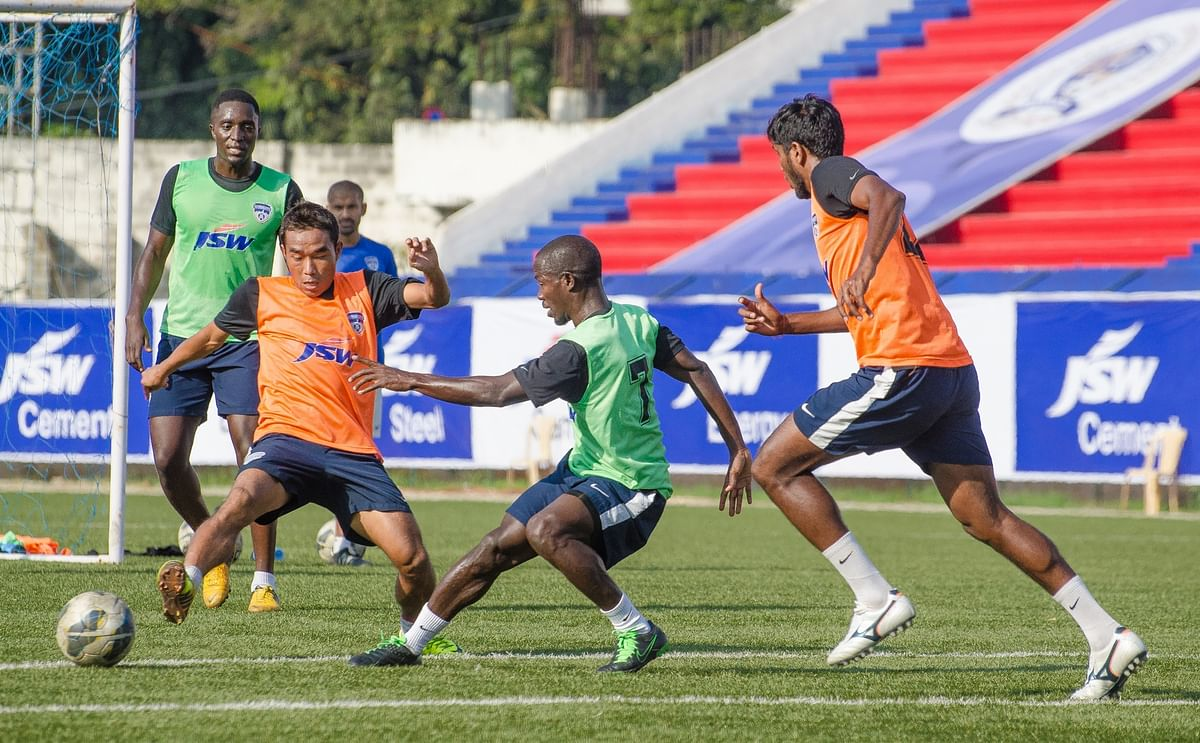 Bengaluru FC look to  end year on a high