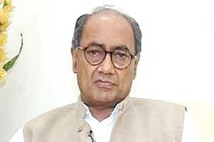Digvijay Singh admits he is a  'punching bag'