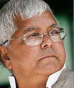 Lalu keen on alliance  with Cong for LS polls
