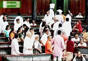 15th Lok Sabha will go down as least productive