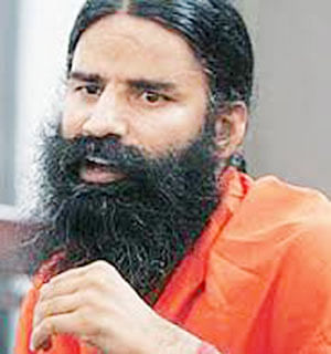 Cong faces uphill task in LS polls, says Ramdev