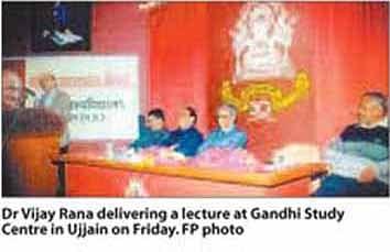 Gandhian philosophy still holds relevance in present context: Dr Rana