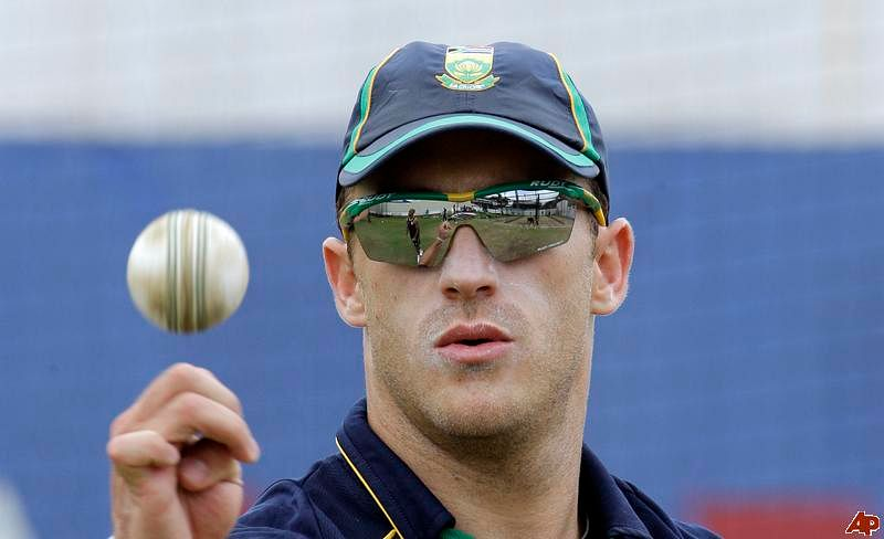 Du Plessis satisfied with draw
