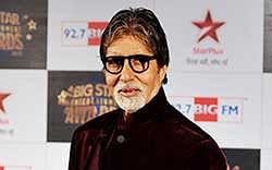 Amitabh Bachchan hopes for growth of football in India